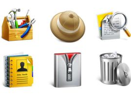 Free Mac Icons by FreeIconsFinder