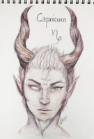Capricorn by Wernope