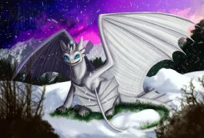 White as Snow by Galidor-Dragon