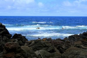 by the shore at azores 2 by neeuq2006
