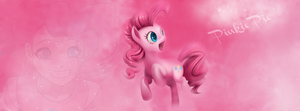 Pinkie Pie Facebook Cover by PurpleToad