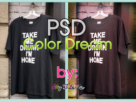 Color Dream PSD by ForeverYoung320
