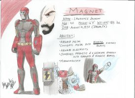 Magnet by BlackKnife12