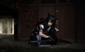 Blake Belladonna: Shinobi by chopil