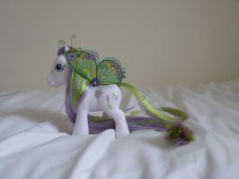 custom my little pony butterfly days 3 by thebluemaiden