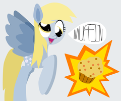 derpy hooves by lilinyancatlolol