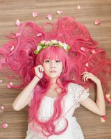 Just Be Friends Megurine Luka Cosplay by yukolin93