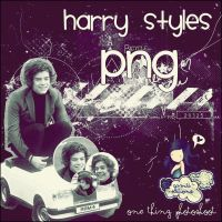 Harry Styles PNG One Thing Photoshoot by Camii-Camiilaa