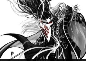 Castlevania: Symphony of Ecclesia by Accuracy0