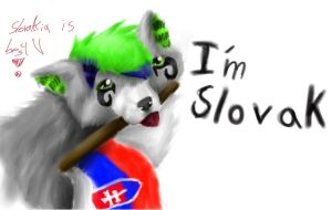 slovakia is best !!!!!! by CanineCriminal