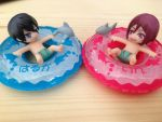 My Rubber Ring RinHaru Babies 2 by ZinniaSnowdrop