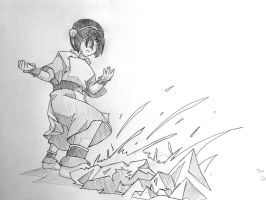 Toph by Pietro051