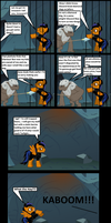The Tardis chronicles page 13 by darkoak213