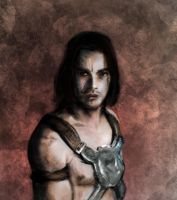 John Carter by HenryTownsend