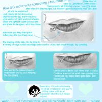 Lips --a tutorial by nichol by Rising-Stars