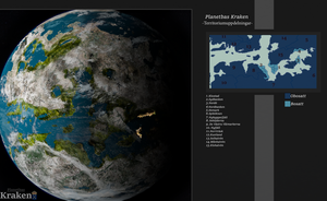 Planet-Map Experiment by Jockehh