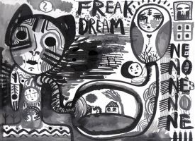 freak dream by arturasrozkovas