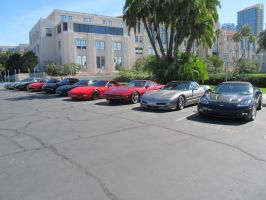 So Many Corvettes 1 by MichaelB450