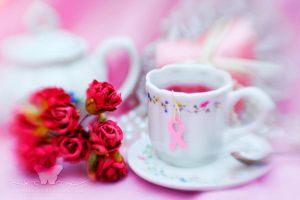 Think Pink Tea II by FreeSpiritFotography