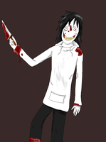 Jeff The Killer by ApocalypticStarDust2