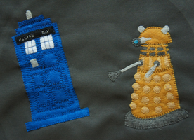Dr Who Bag by Firo-Prochainezo