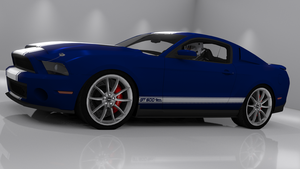 Shelby GT500 Super Snake by skytire