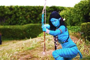Neytiri Cosplay - Daughter of Pandora by 2Dismine