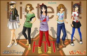 K-on Listen by ClowKusanagi