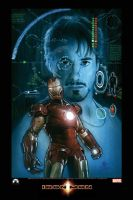 Iron Man by MATTBUSCH