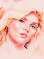 Debbie Harry by Pevansy