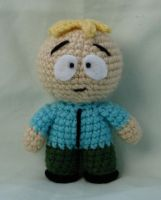 butters amigurumi by TheArtisansNook
