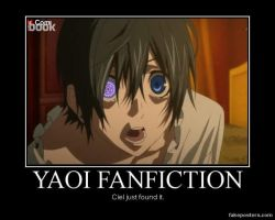 Yaoi Fanfiction by Catocalypse