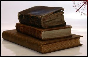 002 - Books Old by Asylium-StocK