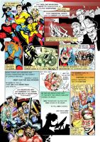 A (very) brief history of comics by philtactics