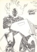 Ghost Rider by gwdill