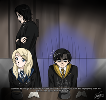 10 Points from Hufflepuff. by JoTehDemonicPickle