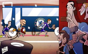Mourinho readies Chelsea bus ahead of Man City by OmarMomani