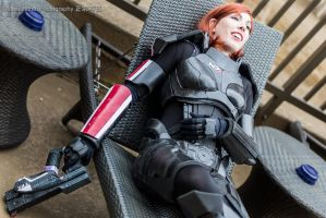 Shepard's Relaxation by Viverra1