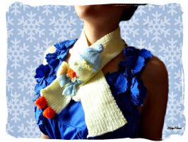 Little Duck Scarf by Cateaclysmic