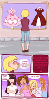 The death of a Wallflower [Lily becomes a puella] by voicelesss