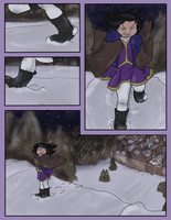 The Wizard of Torgard Ch.1 Pg.1 by Ogrefairy
