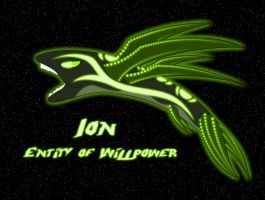 Ion :Entity of Willpower: by Xelku9