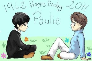 Happy B-day Paulie by winchick