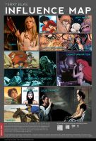 Influence Map by TerryBlas