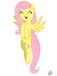 Fluttershy by Manicies