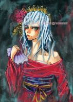Kagami by Chemical-Exorcist