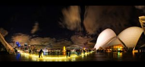 Sydney Opera House Roof by WiDoWm4k3r