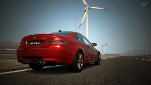 BMW M3 Coupe by D3516N3R