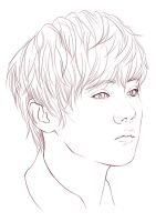 Luhan process gif! by RollingAlien