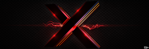 X-Track TeamSpeak Banner by ShikoDesigns